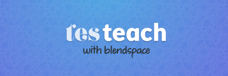 testeach with blendspace logo
